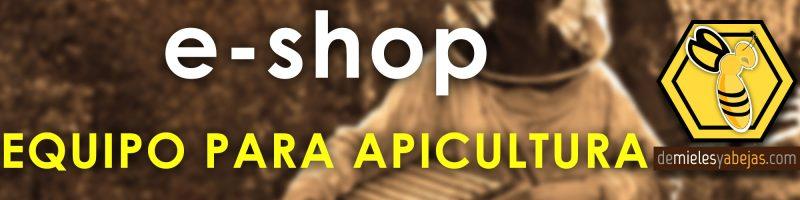 Tienda del apicultor | De Mieles y Abejas |