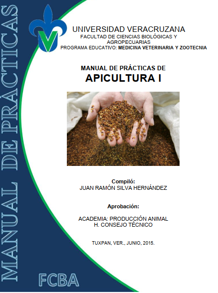 MANUAL DE APICULTURA UNIVERSIDAD VERACRUZANA