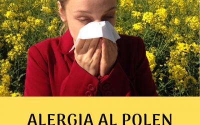 QUÉ es la alergia al polen y el PORQUÉ esto debe de interesarte.