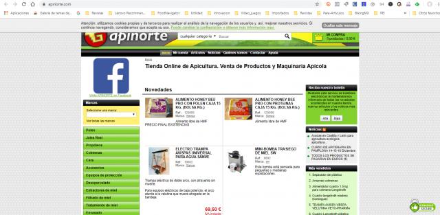 Teinda Apinorte