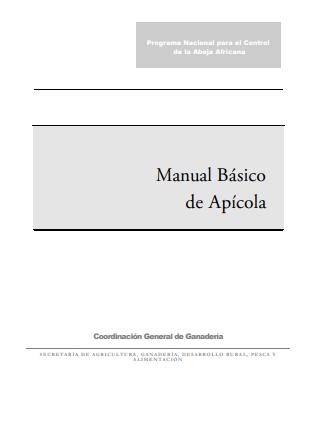 Manual Básico de Apícola